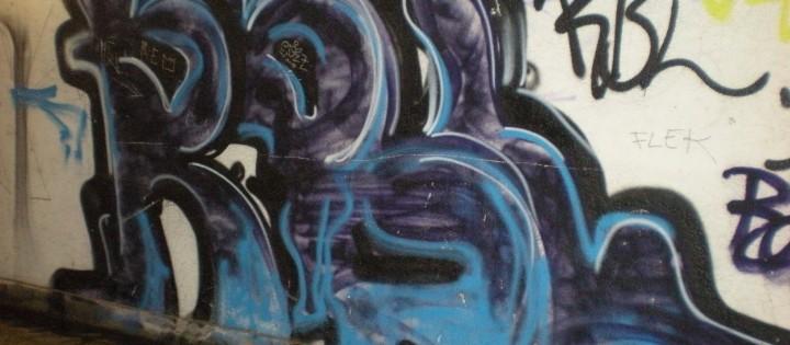 Graffity - odstranění Praha