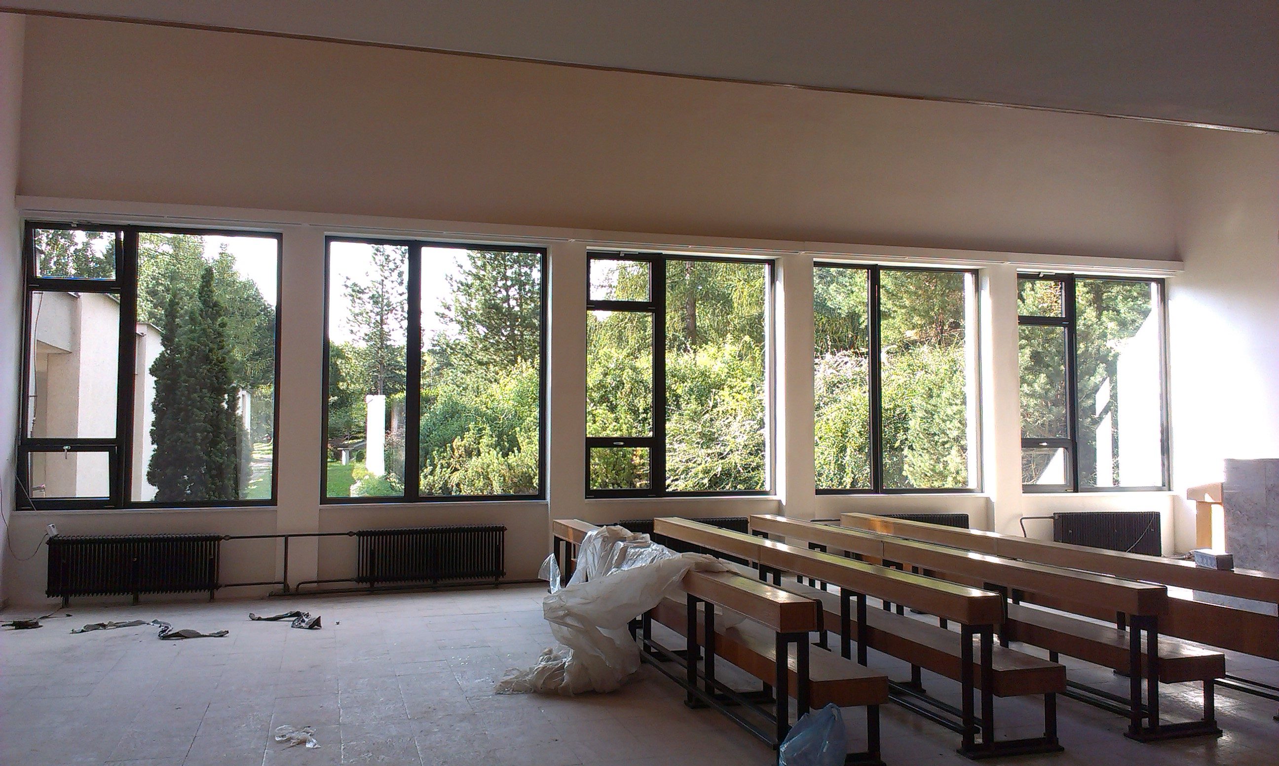 Mytí oken a postavební úklid Praha