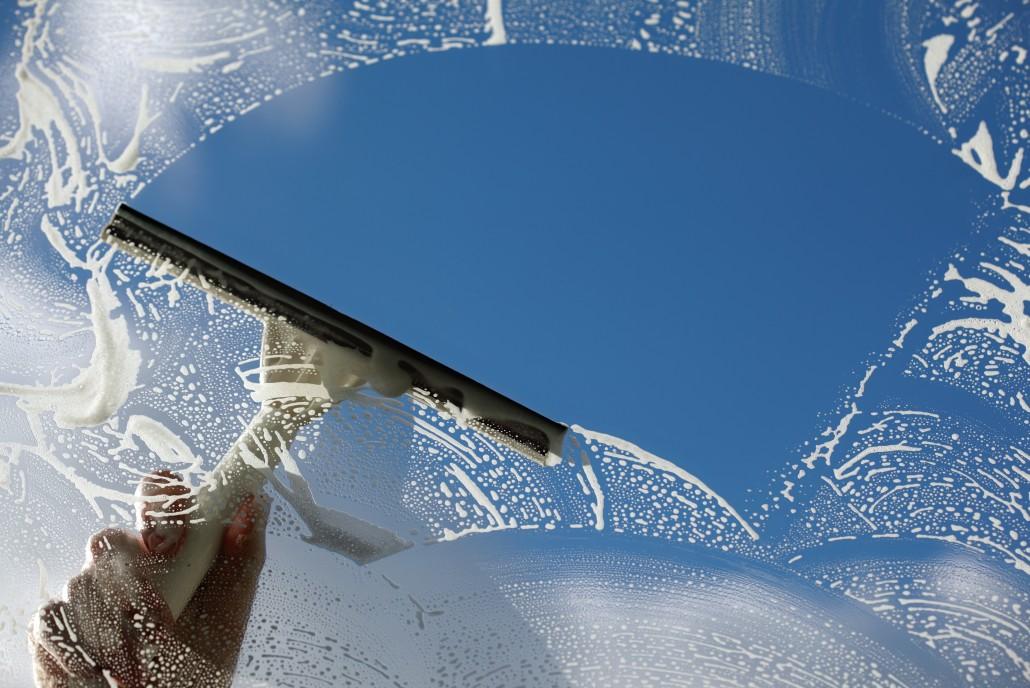 Mytí oken Drásov