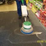 Účinné chemické čištění koberců