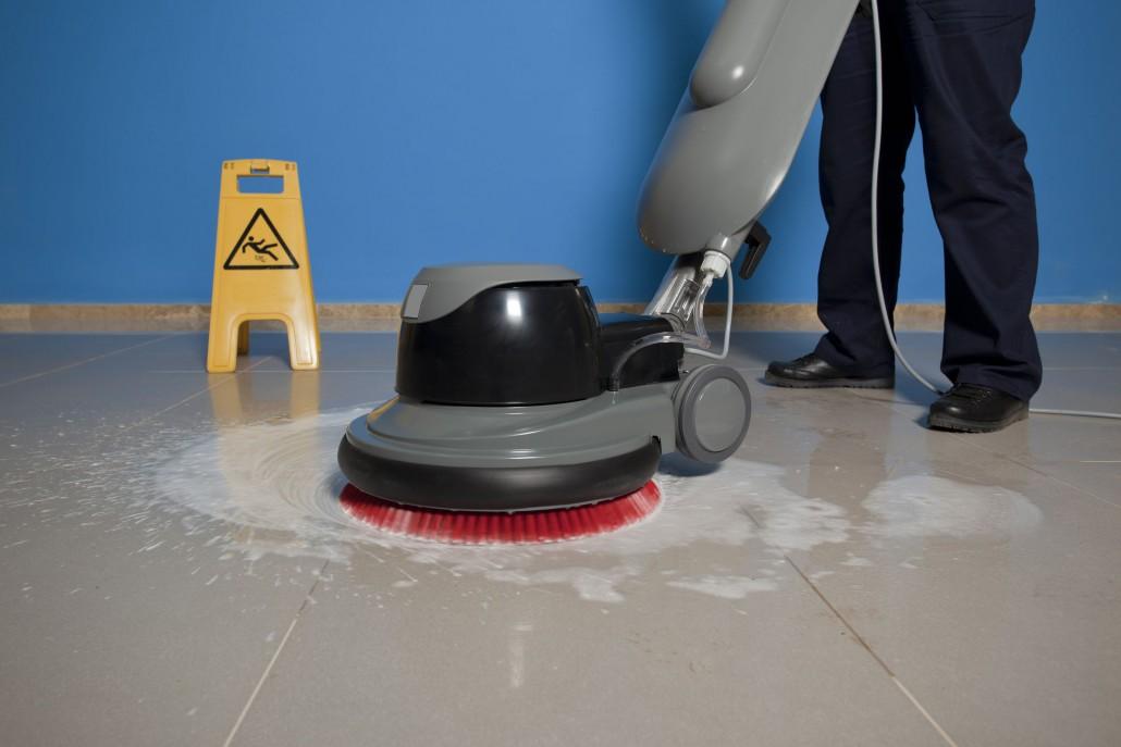 jak na čistou podlahu